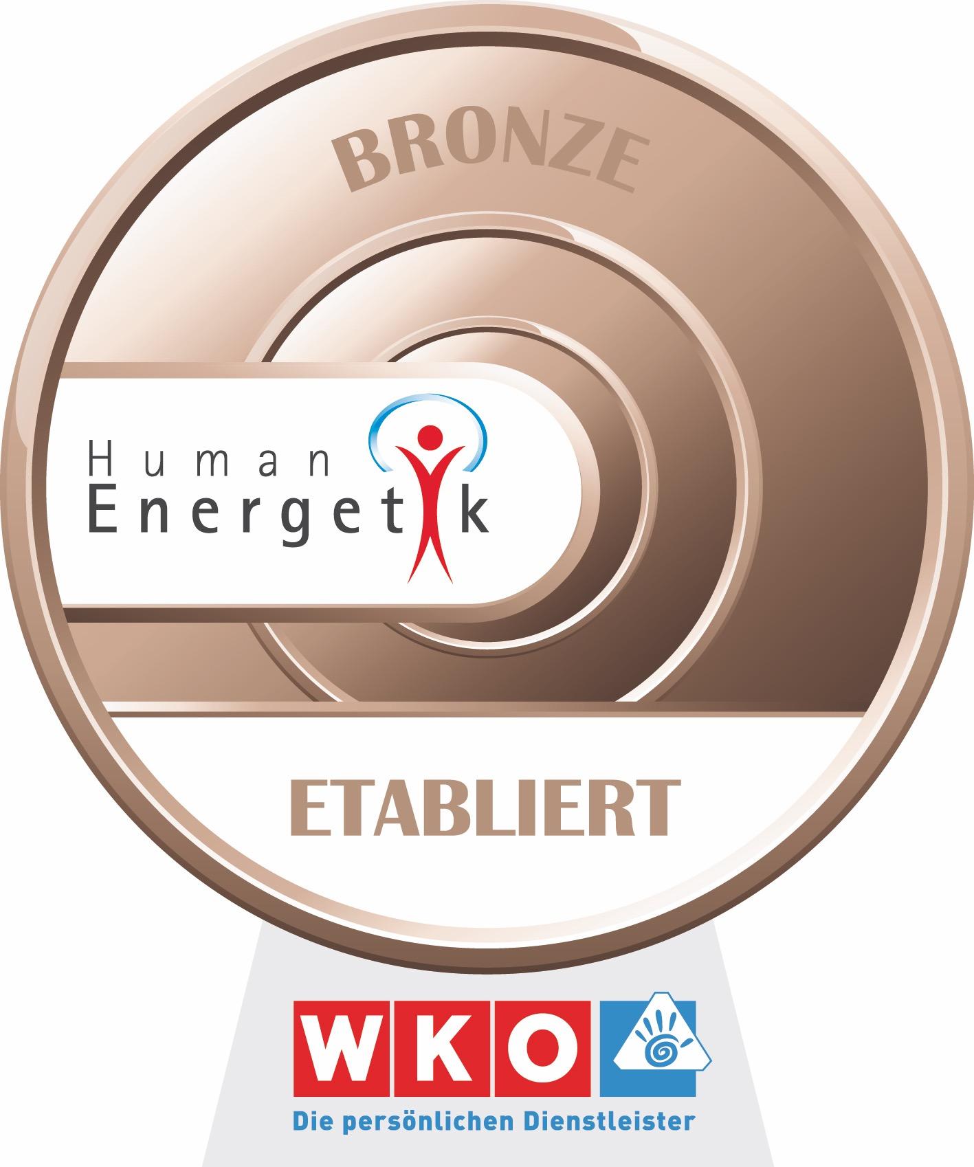 Bronze Auszeichnung für Praxis Bewusstsein